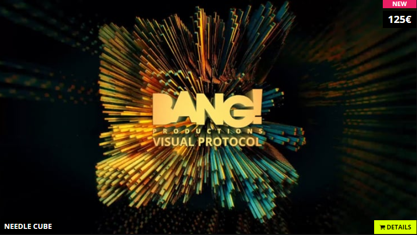 BANG PRODUCTIONS | VISUAL PROTOCOL - Welcome